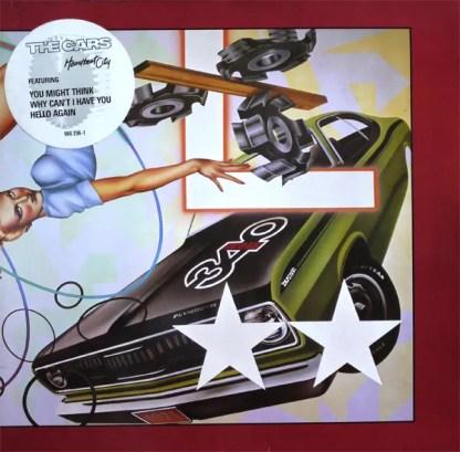 The Cars - Heartbeat City (LP, Album, Gat)