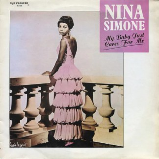 "Nina Simone - My Baby Just Cares For Me (12"")"