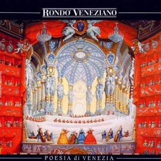 Rondo' Veneziano* - Poesia Di Venezia (LP, Album)