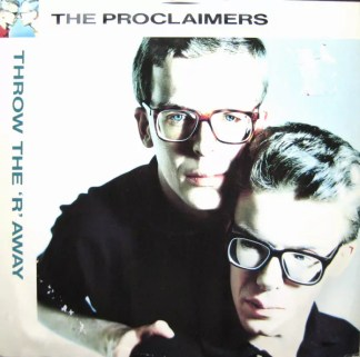 "The Proclaimers - Throw The 'R' Away (12"")"