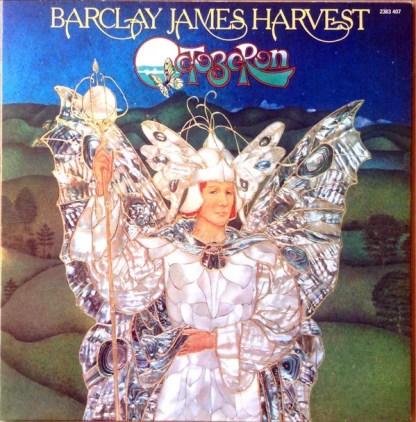 Barclay James Harvest - Octoberon (LP, Album, Gat)