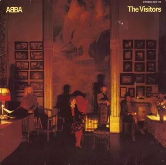 ABBA - The Visitors (LP, Album)