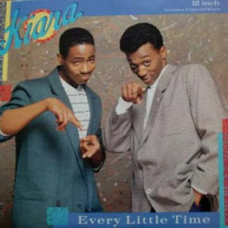 "Kiara - Every Little Time (12"", Single)"