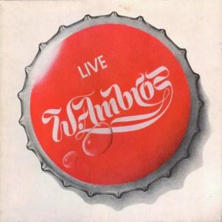 Wolfgang Ambros - Live (2xLP, Album)
