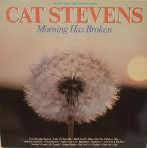 Cat Stevens - Morning Has Broken (LP, Comp, Club)