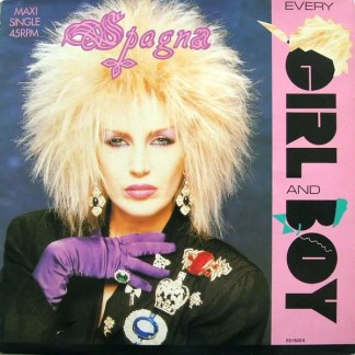 "Spagna* - Every Girl And Boy (12"", Maxi)"