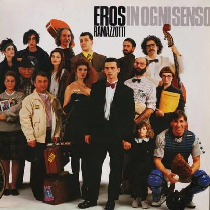 Eros Ramazzotti - In Ogni Senso (LP, Album)