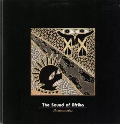 "Humantronics - The Sound Of Afrika (12"")"