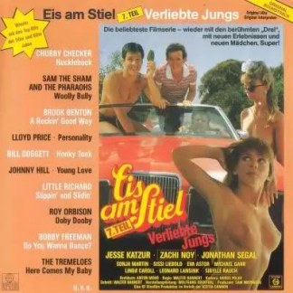 Various - Eis Am Stiel 7 - Verliebte Jungs (LP, Comp)