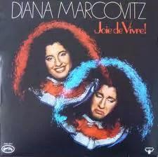 Diana Marcovitz - Joie De Vivre! (LP, Album)