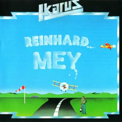 Reinhard Mey - Ikarus (LP, Album, Club)