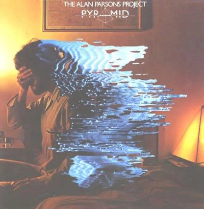 The Alan Parsons Project - Pyramid (LP, Album, RE, Gat)