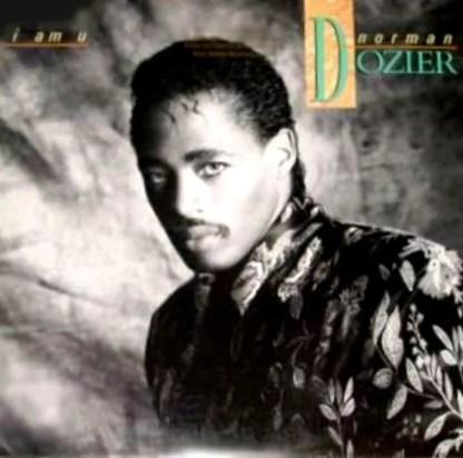 Norman Dozier - I Am U (LP, Album)