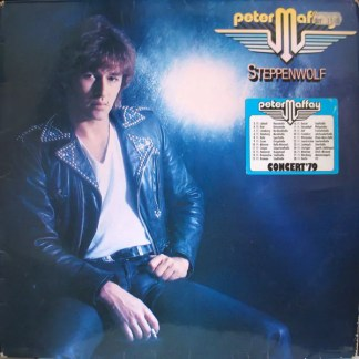 Peter Maffay - Steppenwolf (LP, Album)