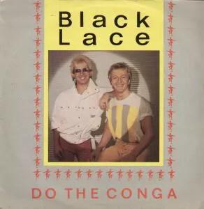 "Black Lace - Do The Conga (12"", Single)"