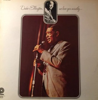 Duke Ellington - We Love You Madly (LP, Album)
