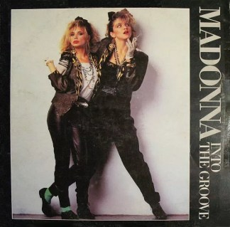 """Madonna - Into The Groove (12"""")"""