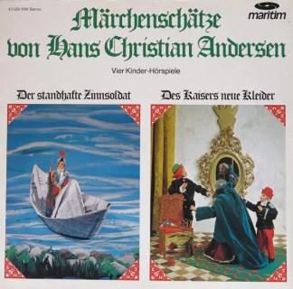 Hans Christian Andersen - Märchenschätze Von Hans Christian Andersen (LP)