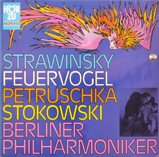 Strawinsky*, Stokowski*, Berliner Philharmoniker - Feuervogel / Petruschka (LP)