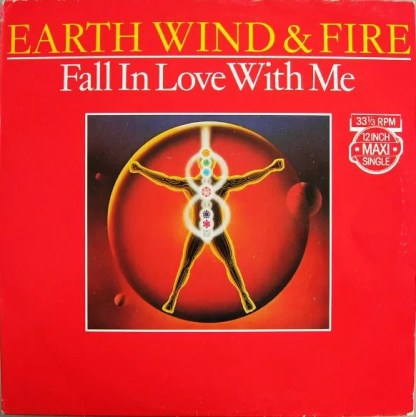 """Earth, Wind & Fire - Fall In Love With Me (12"""", Maxi)"""