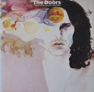 The Doors - Weird Scenes Inside The Gold Mine (2xLP, Comp, Gat)