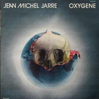 Jean Michel Jarre* - Oxygene (LP, Album, RP)