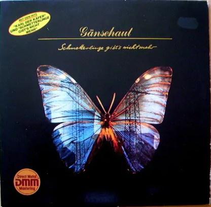 Gänsehaut - Schmetterlinge Gibt's Nicht Mehr (LP, Album, RP)