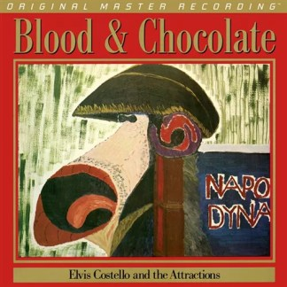 Elvis Costello And The Attractions* - Blood & Chocolate (LP, Album, Ltd, Num, RM, 180)
