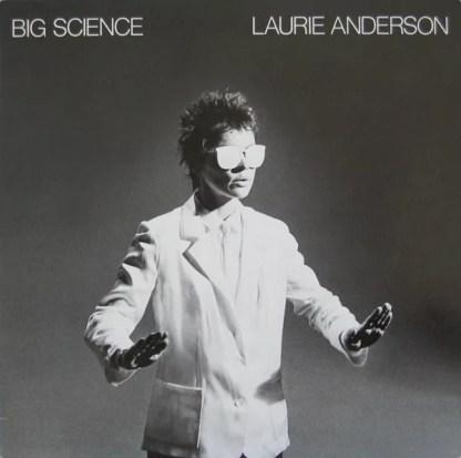 Laurie Anderson - Big Science (LP, Album)