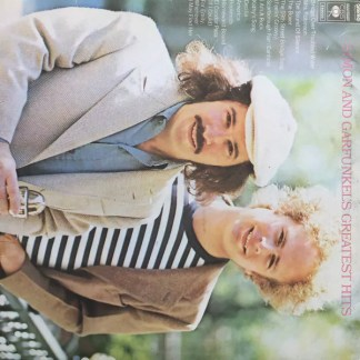 Simon And Garfunkel* - Simon And Garfunkel's Greatest Hits (LP, Comp)
