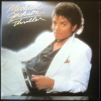 Michael Jackson - Thriller (LP, Album, Gat)