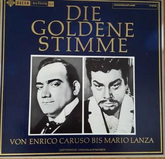 Various - Die Goldene Stimme (6xLP, Comp, Box)