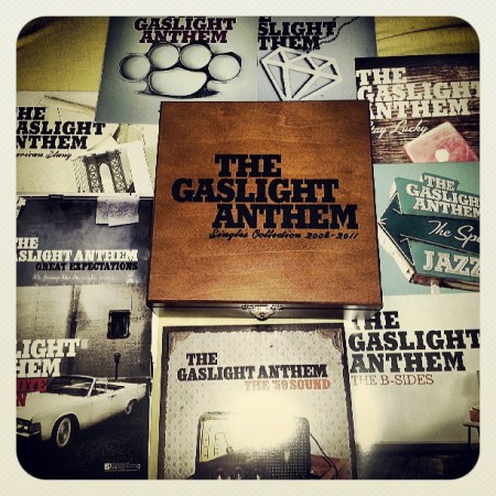 The Gaslight Anthem Singles Collection