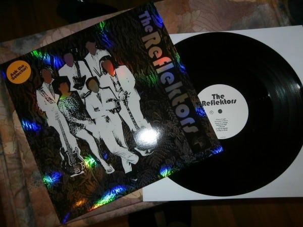 The Reflektors Single auf Vinyl