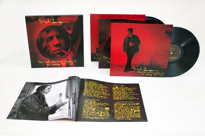 Vinyl des Monats Januar: Mark Lanegan - Has God Seen My Shadow?