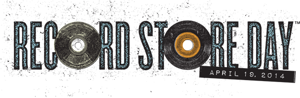 Record Store Day 2014 Logo