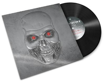 Terminator 2 Vinyl Record Store Day UK
