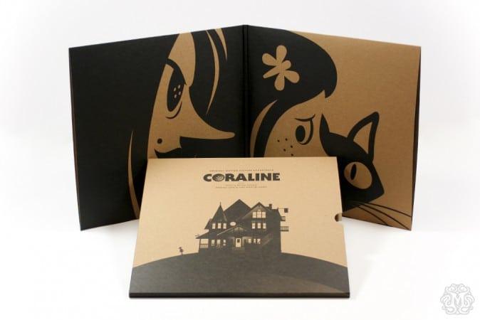 Coraline Soundtrack auf Vinyl