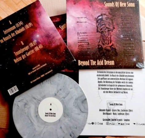 Sounds Of New Soma auf Vinyl
