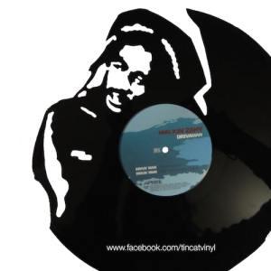 Tincat - Vinyl Art Bob Marley