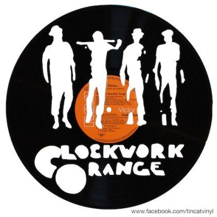 Tincat - Vinyl Art Clockwork Orange