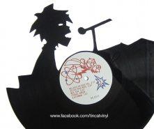 Tincat - Vinyl Art Gorillaz