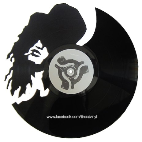 Tincat - Vinyl Art Slash