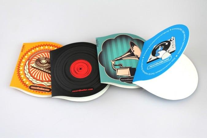 Record Butler für die Schallplattenpflege