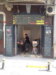 Velvet Indieground - Plattenladen in Istanbul