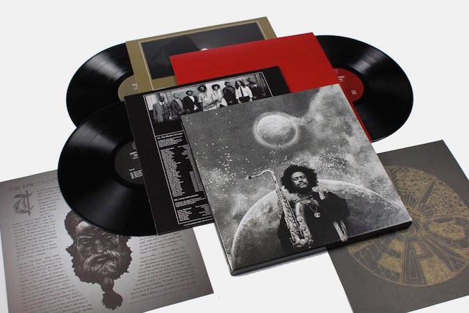 Vinyl Beauties: Kamasi Washington - The Epic 3LP Deluxe Boxset