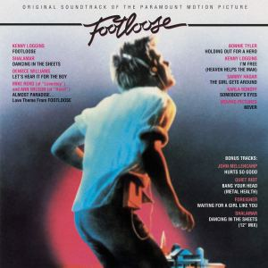 Footloose Chick Flick 80s albums