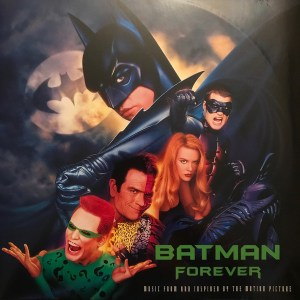 BATMAN FOREVER - (Original Music From The Motion Picture)