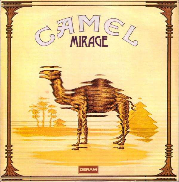 CAMEL -MIRAGE - Vinyl, LP, Album, Reissue, Remastered