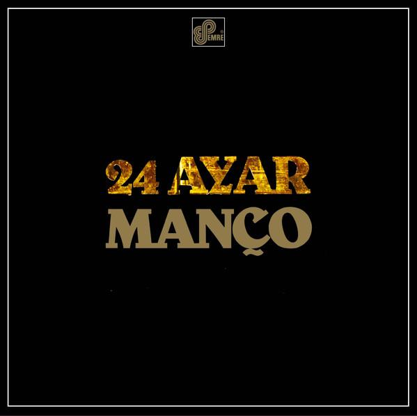 BARIŞ MANCO -24 AYAR - Vinyl, LP, Album, Reissue, Remastered
